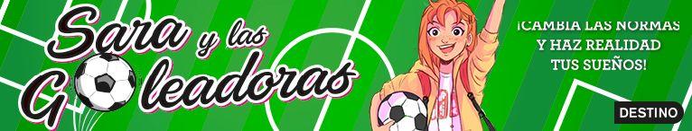 <div>Sara y las goleadoras</div>